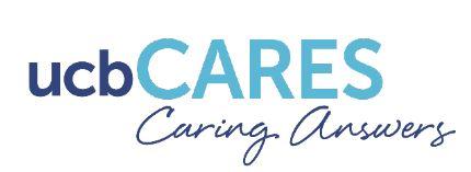 UCBCares logo on white background