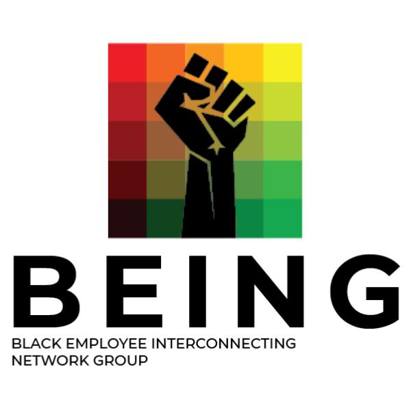 Black employee resource group logo
