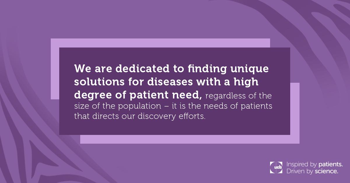Purple UCB patient value statement